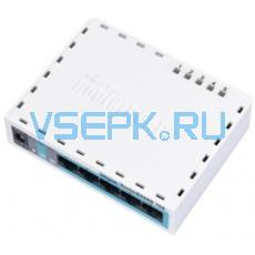 Маршрутизатор MikroTik RouterBOARD 750